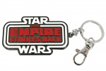 Star Wars Empire Strikes Back Porte-clés Logo Metal