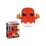 Pac-Man Pop Vinyl 83 Blinky Ghost Funko