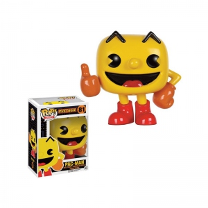 Pac-Man Pop Vinyl 81 Pac-Man Funko