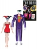 Batman The Animated Series pack 2 figurines The Joker & Harley Quinn Mad Love 2nd Ed. DC Collectibles