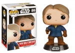Star Wars Episode VII POP! 86 Bobble Head Han Solo Snow Gear Funko
