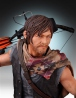 The Walking Dead statue Daryl & the Wolves Gentle Giant
