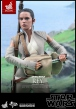 """Star Wars Episode VII figurine MMS Rey Resistance Outfit 12"""" Hot Toys Exclusive"""