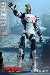 "Avengers 2 L'Ère d'Ultron figurine Movie Masterpiece Iron Legion 12"" Hot Toys Iron Man"