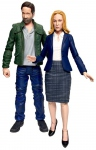 X-Files 2016 Select : 2 figurines Mulder & Scully Diamond Select