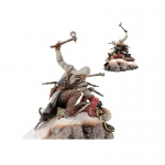 Assassin's Creed III statue Connor The Last Breath Ubicollectibles