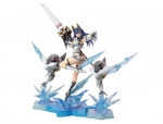 Sword & Wizards The Emperor of Sword & Seven Lady Knights statue Fuyuka Yukishiro Kotobukiya