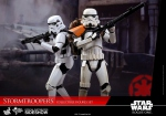 Star Wars Rogue One pack 2 figurines Movie Masterpiece Stormtroopers Sideshow