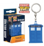 Doctor Who porte-clés Pocket POP! Vinyl Tardis Funko