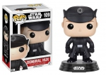 Star Wars Episode VII POP! 109 Bobble Head General Hux Funko
