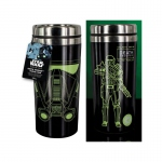 Star Wars Rogue One Mug Travel Thermo Trooper Paladone