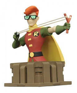 Batman The Animated Series buste Dark Knight Robin Diamond Select