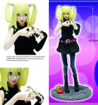 Death Note Misa Craft Label Polyresin Statue Jun Planning
