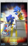 Sonic Generations Diorama Statue First 4 Figures F4F