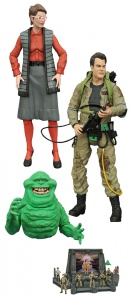 SOS Fantômes Ghostbusters Select série 3 : 3 figurines Diamond Select