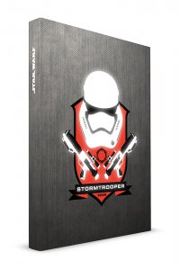 Star Wars Episode VII cahier lumineux sonore Stormtrooper
