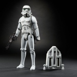 Star Wars Rogue One figurine interactive Force Tech Stormtrooper 30 cm *ANGLAIS* Hasbro