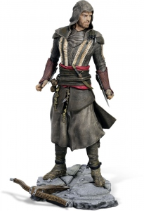 Assassin's Creed statue Aguilar Michael Fassbender UbiCollectibles