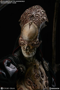 Court of the Dead statue Premium Format Death Master of the Underworld Sideshow