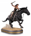 Wonder Woman Movie on Horseback statue Deluxe DC Collectibles