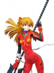 Evangelion 2.0 You Can (Not) Advance statue Asuka Langley Clayz