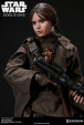 Star Wars Rogue One statue Premium Format Jyn Erso Sideshow