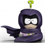 South Park L'anale du destin figurine Mysterion Kenny 19 cm Ubisoft
