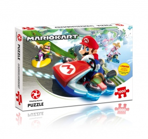 Mario Kart Puzzle Funracer Winning Moves