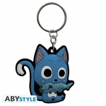 Fairy Tail Porte-Clés Pvc Happy Abystyle