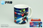 Grendizer Mug Goldorak & soucoupe Hydargos High Dream