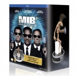 Men in Black 3 Collector's Edition Blu- ray with Worm Guy Resin Bobble Head