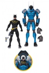 DC Comics Designer pack 2 figurines Batman by Greg Capullo DC Collectibles