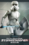 Star Wars statuette Ralph McQuarrie Stormtrooper Sideshow