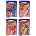Masters of the Universe ReAction Wave 1 assortiment figurines Super7