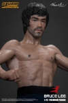 Bruce Lee statue Official Bruce Lee Storm Collectibles