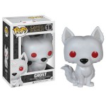 Game Of Thrones Bobble Head Pop! 19 Ghost Funko