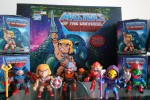 Les Maîtres de l'univers Wave 1 : 6 figurines 8 cm The loyal subjects