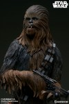 Star Wars statue Premium Format Chewbacca Sideshow EPUISE