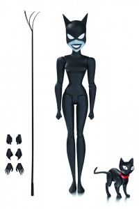 The New Batman Adventures figurine Catwoman DC Collectibles