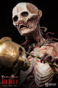 The Dead Court of the Dead statue Premium Format The Read Death Sideshow