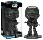 Star Wars Rogue One Wacky Wobbler Bobble Head Imperial Death Trooper Funko