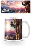 Legend of Zelda Breath of the Wild mug The Climb
