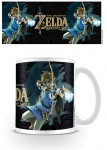 Legend of Zelda Breath of the Wild mug Game Cover