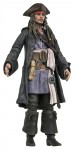 Pirates des Caraïbes La Vengeance de Salazar Select figurine Jack Sparrow Diamond Select