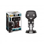 Star Wars Rogue One POP! 146 Bobble Head K-2SO Funko