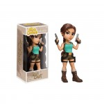 Tomb Raider Rock Candy Vinyl Figurine Lara Croft Funko