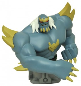 Justice League Animated buste Doomsday Diamond Select Superman