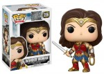 Justice League Movie POP! Movies 206 figurine Wonder Woman Funko