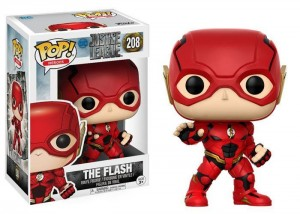 Justice League Movie POP! Movies 208 figurine The Flash Funko
