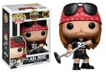 Guns N´ Roses POP! Rocks 50 Figurine Axl Rose Funko